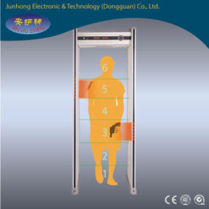 Walk Through Metal Detector From Leading Supplier (JH-5A) pictures & photos