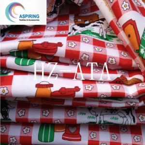 Polyester Printed 220G/M Minimatt Fabric pictures & photos