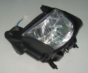 Motorcycle Parts Motorcycle Head Lamp for Honda Bros150 Nxr150 pictures & photos