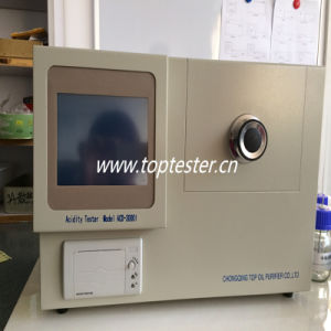Series Acd-3000I Automatic Transformer Oil Acidity Test Kit (ACD-3000I) pictures & photos