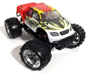 2016 Hot and Cheap Model RC Road Truck Toy with Remote Control pictures & photos