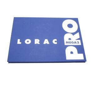 Lorac Makeup Mega PRO 32 Color Blue Package Matte Eye Shadow Palette pictures & photos