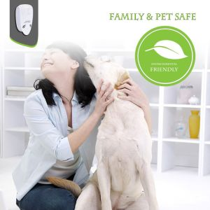 Trap Ultrasonic Electro Magnetic Indoor Pest Control, Rodent and Insects Electromagnetic Electronic Repellent pictures & photos