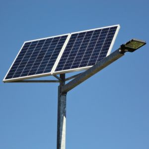 10m 80W LED Solar Street Lamp/Light (DZ-LG-10-80W) pictures & photos