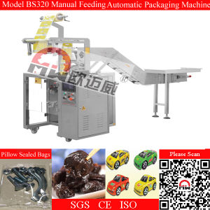 Manual Feeding Honey Date Vertical Automatic Pack Machine pictures & photos