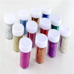 Multicoloured Industrial Glitter Powder (LB900)