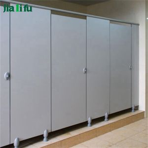 Jialifu Waterproof Compact Laminate HPL Toilet Partition pictures & photos