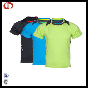 Fashion Sportwear Men Dri Fit Sport Shirt pictures & photos