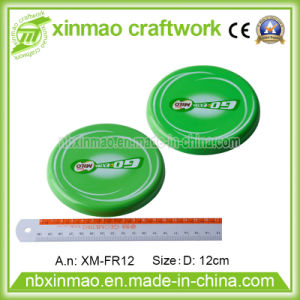 12cm Plastic Frisbee with Logo for Promo pictures & photos