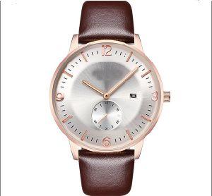 2015 Fashion Design Promotion Men Gift Watch&Clock