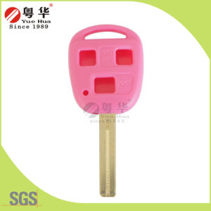 New Style Shock Price Blank Key Blank for Transponder Key Shell pictures & photos
