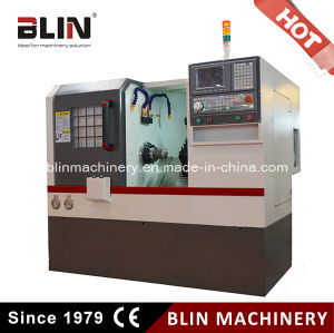 Inclined Mini CNC Lathe Machine Without Tailstock (BL-J35) pictures & photos