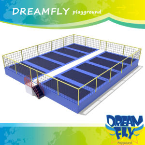2015 Top-One Trampoline Park with Basketball Stand