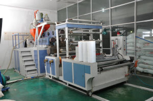 Double Stretching Film Machine
