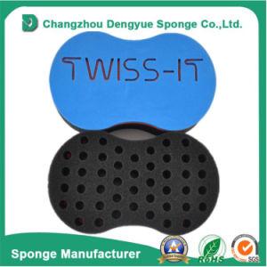 Double Side Hair Twist Curl Sponge Safe Hair Twist Sponge Brush for Sale pictures & photos