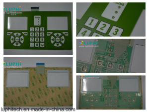 Electric Membrane Switch Control Keyboard Printing Circuit pictures & photos