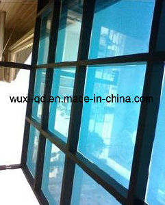 PE Protective Film for Glass Window (H50BL) pictures & photos