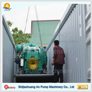 Abrasive Sand and Gravel Pump with Good Quality pictures & photos