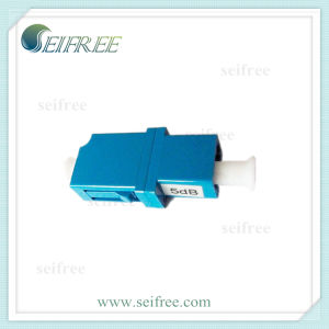 Fixed 5dB Optical Fiber Attenuator Adapter pictures & photos