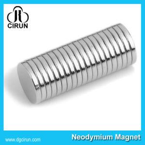 5X3mm Mini Round Disc N35-N52 Neodymium Magnet pictures & photos