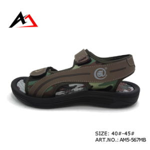 Sandal Shoes Cheap Upper and Sole for Men Women (AM5-567MB) pictures & photos