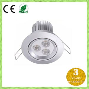 3W LED Downlight (WF-DL55-3X1W) pictures & photos