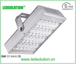 Hot Selling High Quality Meanwell Driver Outdoor LED Tunnel Light, 160W IP66 Tunnel Lamp with CE, UL, RoHS Certificate pictures & photos