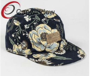 Floral Pattern Fashion Leisure Sport Baseball Cap pictures & photos