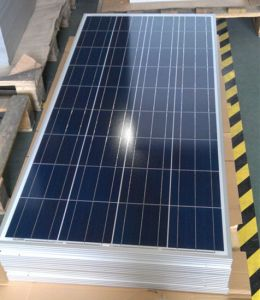 Greatsolar Polycrystalline Silicon PV Module 100W Solar Panel pictures & photos