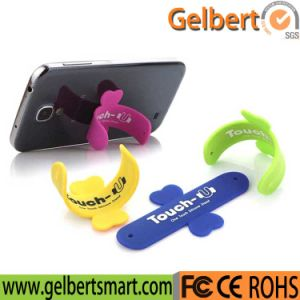 Universal Touch-U Silicone Mobile Phone Stents (GBT-B005) pictures & photos