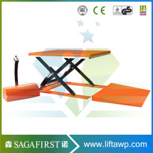 2500kg-5000kg Lift Truck Scissor Lift Table pictures & photos