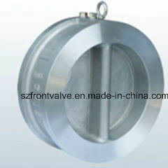 Cast Iron/Ductile Iron Wafer Duo Plate Check Valve pictures & photos