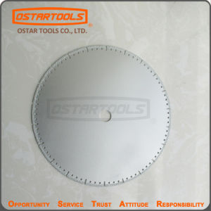 Vacuum Brazed Diamond Disc Saw Blade Used for Concrete Wood Stone Gravel Fiberglass Metal Roofs Tree Roots pictures & photos