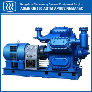 Industrial Gas Compressor Piston Air Compressor pictures & photos