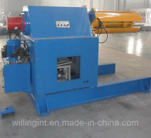 High Quality 10 Tons Hydraulic Decoiler pictures & photos