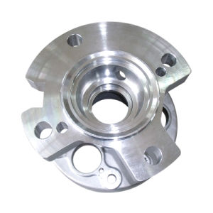 OEM Stainless Steel Investment Precision Casting Pump Part