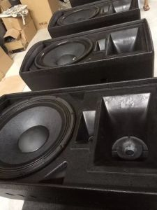 15 Inch High Power 3-Way Professional Audio PRO Audio (TOP-1563) pictures & photos