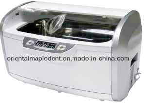 Dental Instruments 6 Liters Ultrasonic Cleaner Machine (OM-JS012) pictures & photos