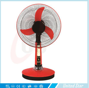 16inch DC Fan/Table Fan/12VDC Table Fan pictures & photos