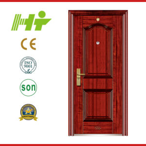 Security Steel Door Metal Door (HT-43)