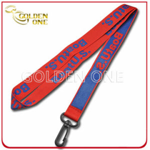 Promotion Gift Custom Woven Polyester Mobile Phone Lanyard pictures & photos