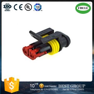 Certifications Electric Plug Waterproof Male Female Connectors pictures & photos