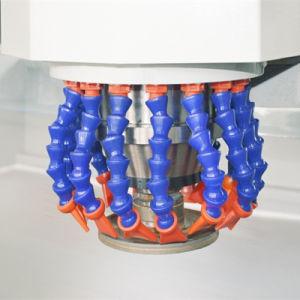 Horizontal 3-Axis CNC Glass Edge Polishing Machine for Shape Glass pictures & photos