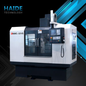 CNC Turning Lathe with High Quality Live Tool (NMC-32VS) pictures & photos