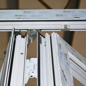 High Quality Thermal Break Aluminum Profile Folding Door K07011 pictures & photos