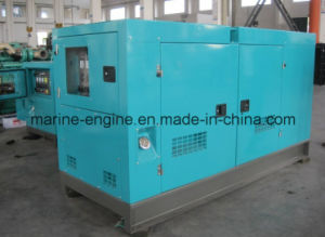 144kw/180kVA Deutz Silent Diesel Genset for Sale pictures & photos