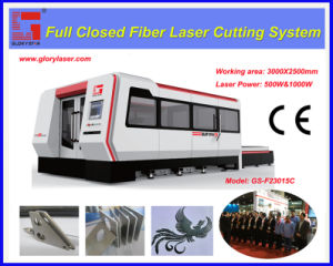 Metal Cutting Fiber 500W Laser Cutting Machine pictures & photos