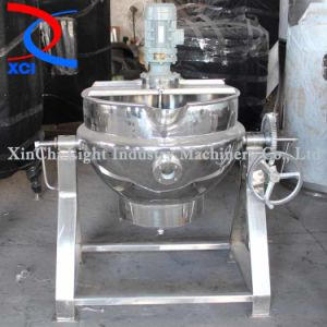 Agitation Jacketed Kettle/Electrical Heating Jacketed Kettle