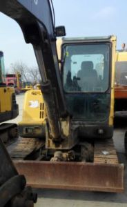 Well-Equipped Volvo Used Excavator Ec55bpro in UAE for Sale pictures & photos