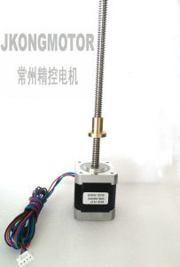China NEMA17 Stepper Motor with Different Connector pictures & photos